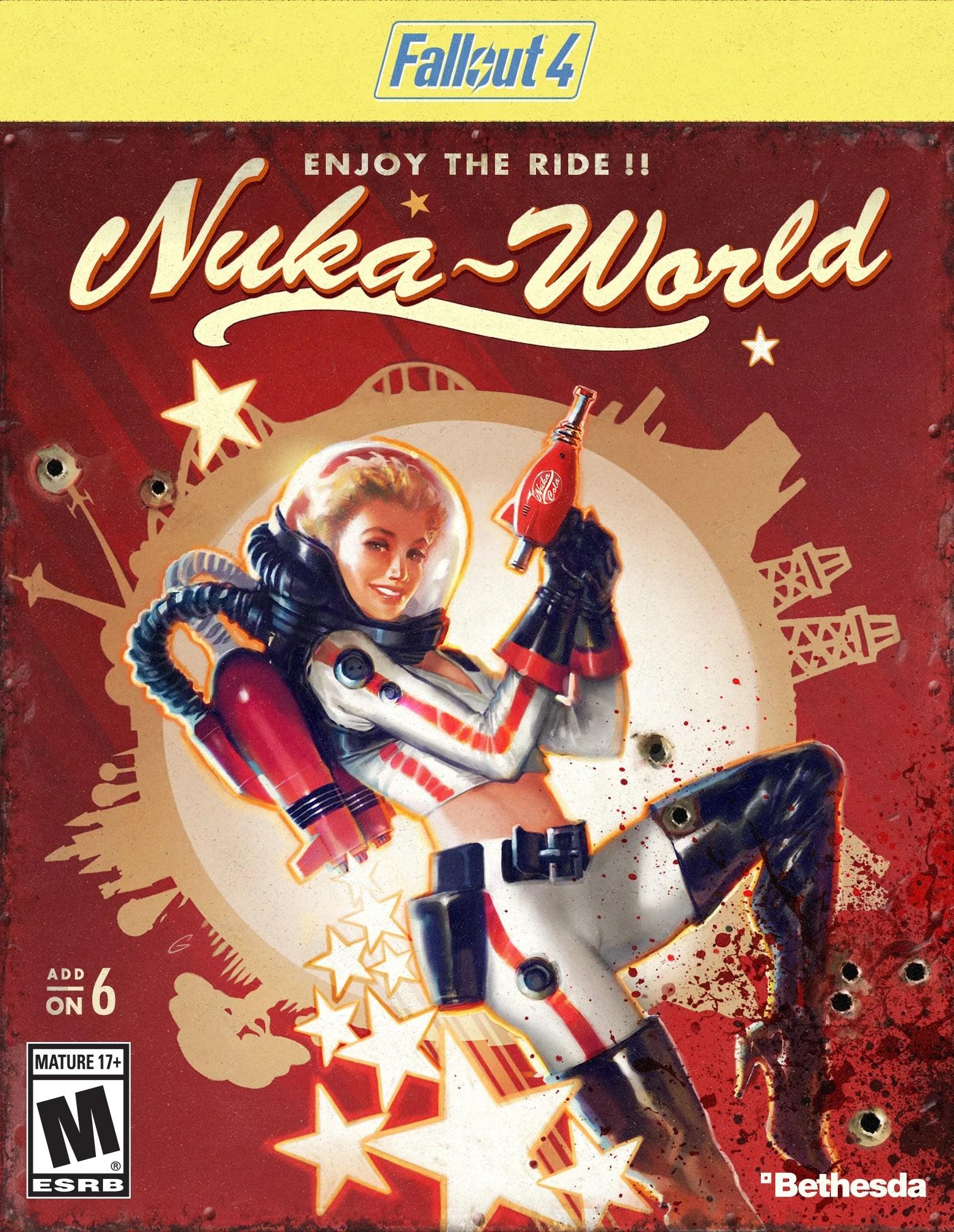 Nuka World Location Fallout 4 : world, location, fallout, Nuka-World, (add-on), Fallout, Fandom