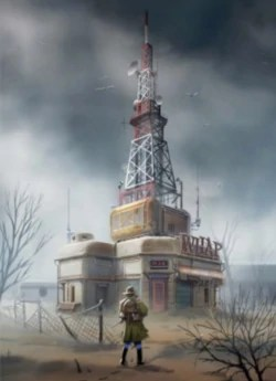 Relay Tower Osc-527 : relay, tower, osc-527, Broadcast, Station, Fallout, Fandom