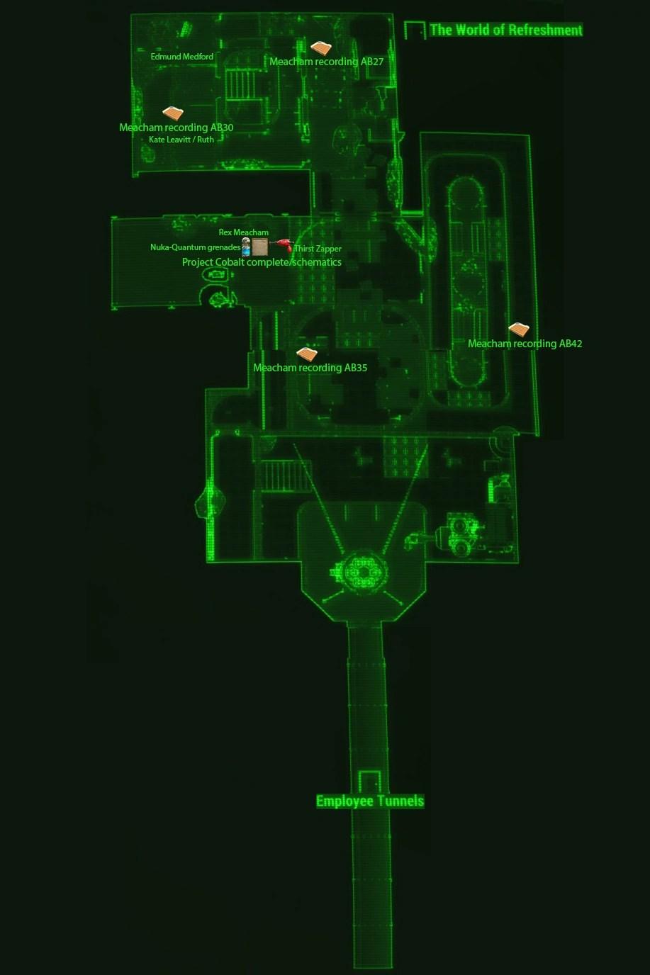 Nuka World Location Fallout 4 : world, location, fallout, Secure, Beverageer, Fallout, Fandom