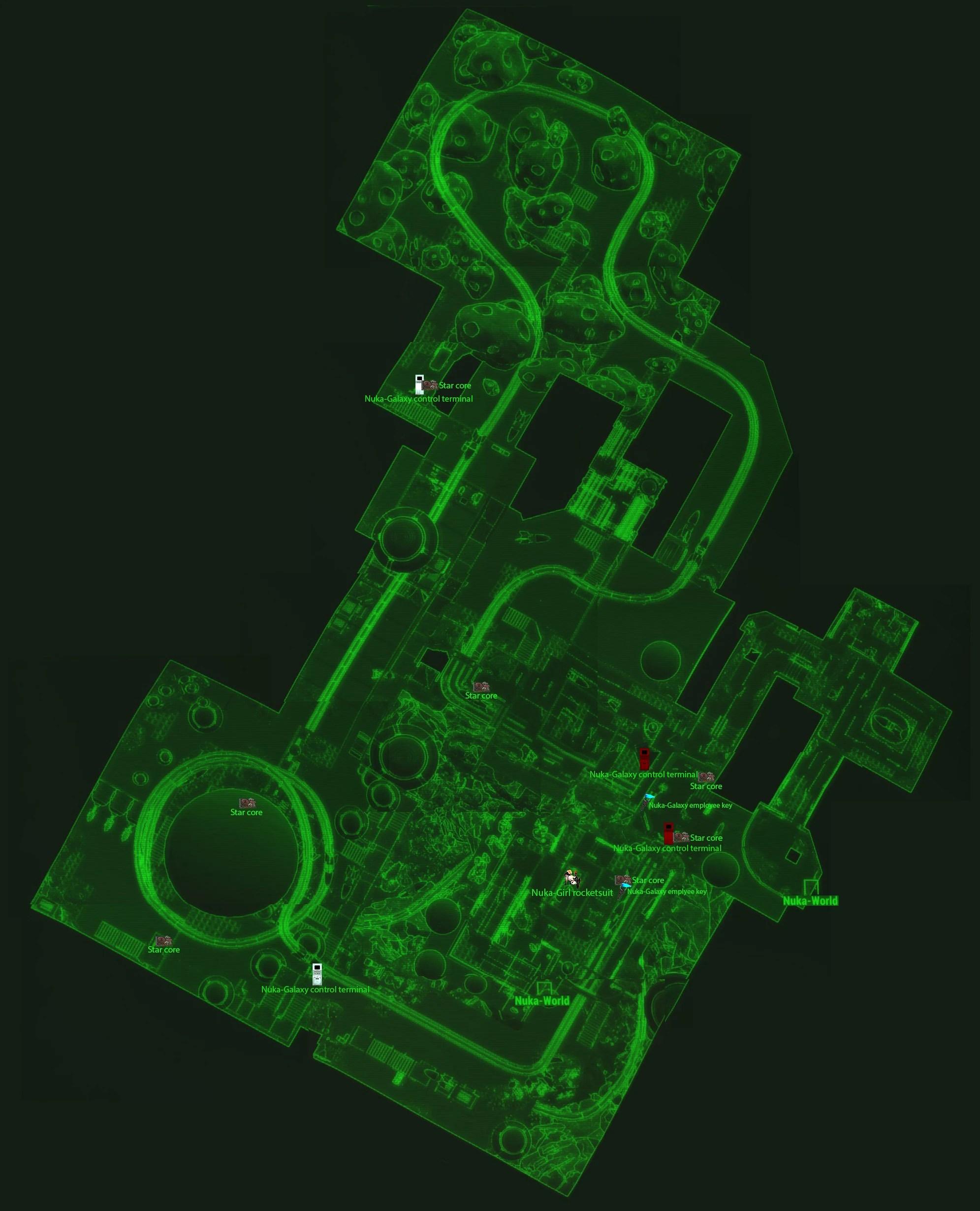 Nuka World Location Fallout 4 : world, location, fallout, Nuka-Galaxy, Fallout, Fandom