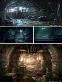 Fallout 4 Railroad Church : fallout, railroad, church, Railroad, Fallout, Fandom