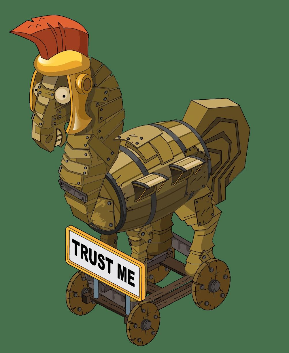 Family Guy Horse : family, horse, Trojan, Horse, Family, Quest, Stuff, Fandom