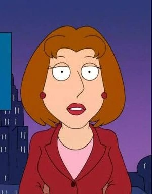 Family Guy Back To The Future : family, future, Diane, Simmons, Family, Fandom