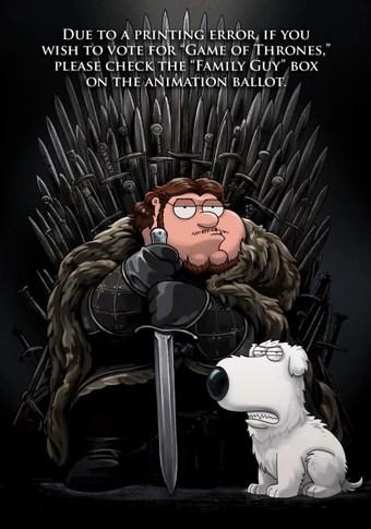 Game Of Thrones Family Guy : thrones, family, Thrones, Family, Fandom