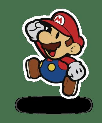 Paper Mario Render : paper, mario, render, Super, Smash, Strife/Paper, Mario, Fantendo, Ideas, Fandom