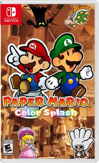 World Map Medley - Paper Mario Color Splash Music Extended