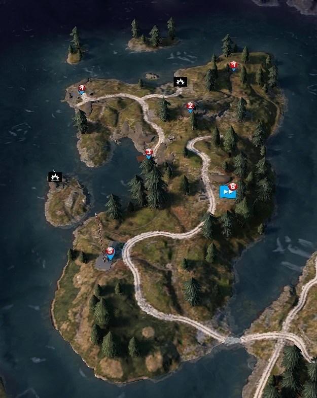 Far Cry 5 Shrines : shrines, Dutch's, Island, Fandom
