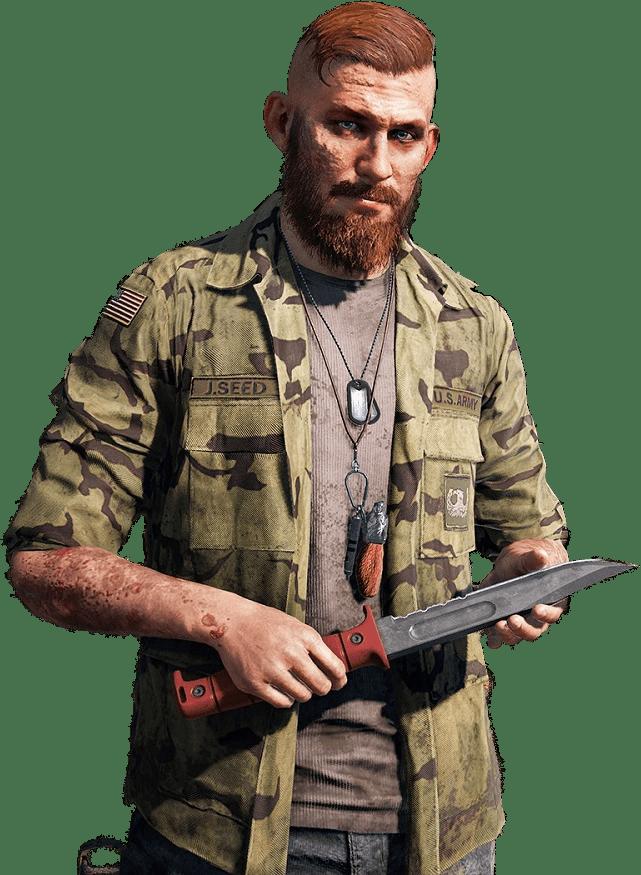 Far Cry 5 Wolf Beacon Locations : beacon, locations, Jacob, Fandom