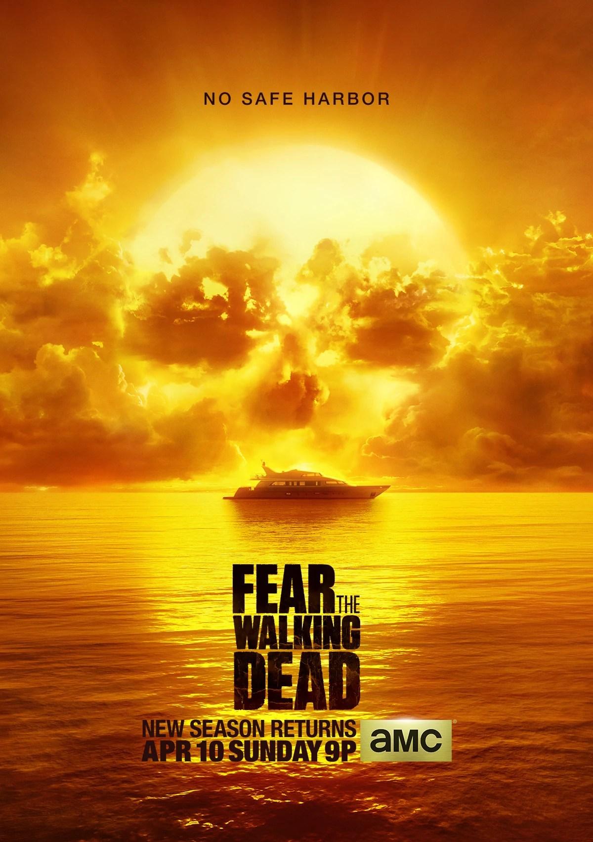 Fear The Walking Dead Saison 1 Streaming : walking, saison, streaming, Season, Walking, Fandom