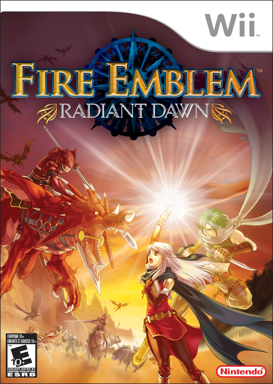 fire emblem radiant dawn fire emblem