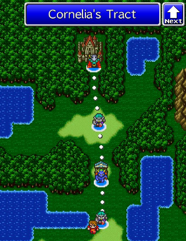 Final Fantasy Iii World Map : final, fantasy, world, Final, Fantasy, Bravest, Locations, Fandom