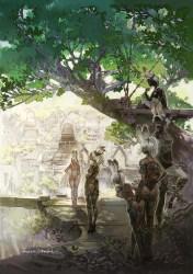 Eruyt Village Final Fantasy Wiki Fandom
