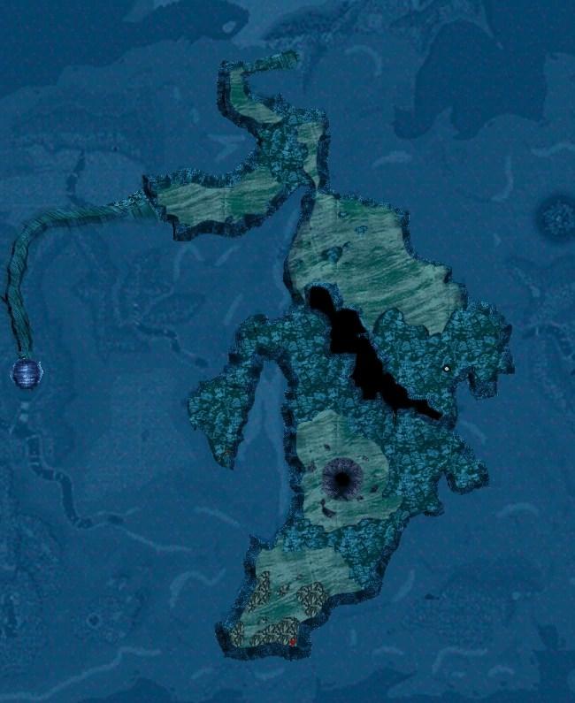 Final Fantasy VII | 7 | FFVII | FF7 - World Map - FFWA