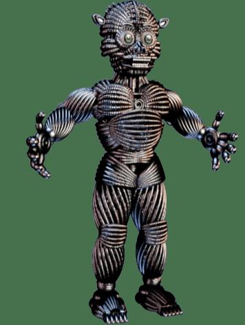 Scrap Baby Endoskeleton : scrap, endoskeleton, Circus, Sister, Location, Wikia, Fandom