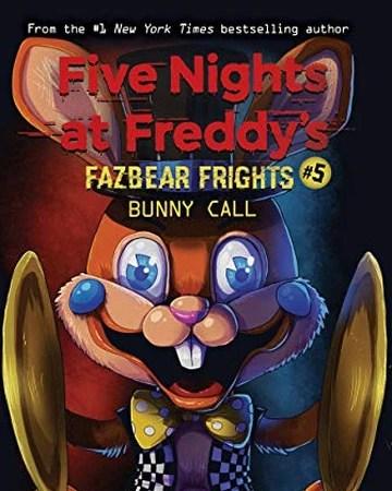 Five Nights At Freddy's Characters Names And Pictures : nights, freddy's, characters, names, pictures, Fazbear, Frights:, Bunny, FNaF:, Novel, Fandom