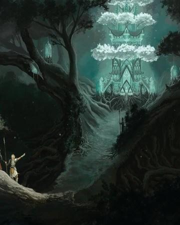 Feywild Map : feywild, Feywild, Forgotten, Realms, Fandom