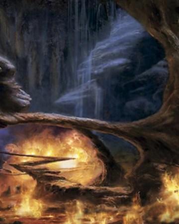 Elemental Plane Of Earth : elemental, plane, earth, Elemental, Chaos, Forgotten, Realms, Fandom