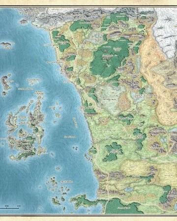 Storm Coast Map : storm, coast, Sword, Coast, Forgotten, Realms, Fandom