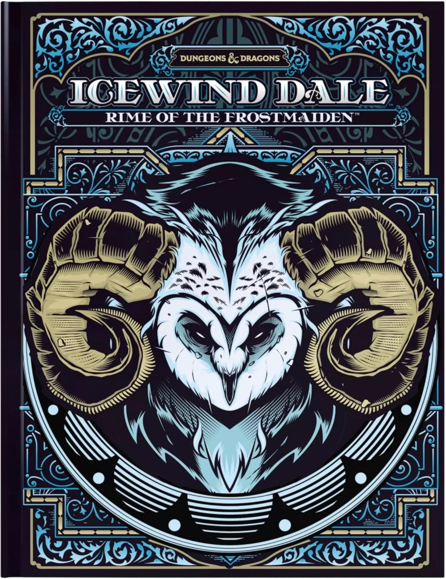 Icewind Dale Dnd 5e : icewind, Icewind, Dale:, Frostmaiden, Forgotten, Realms, Fandom