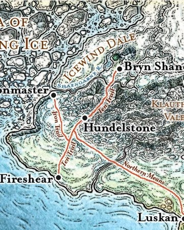 Icewind Dale Dnd 5e : icewind, Hundelstone, Forgotten, Realms, Fandom