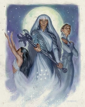 Gods Of Dnd : Selûne, Forgotten, Realms, Fandom