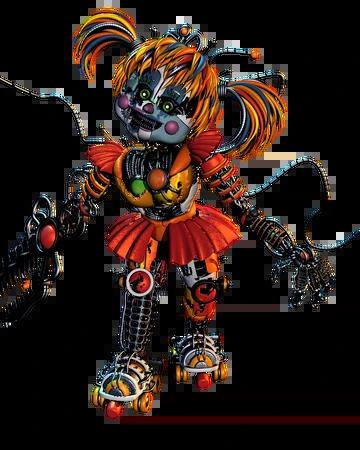 Scrap Baby Endoskeleton : scrap, endoskeleton, Scrap, Fredbear's, Pizzeria, Management, Fandom