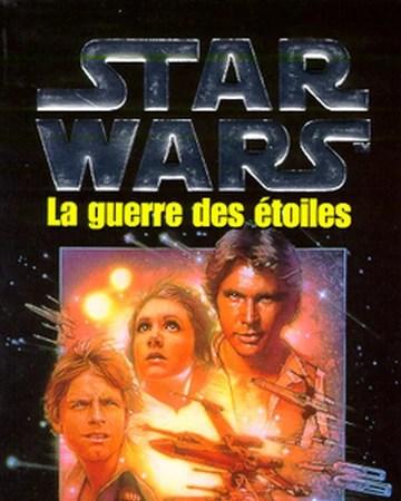 Star Wars 4 Un Nouvel Espoir : nouvel, espoir, épisode, Nouvel, Espoir, (roman), Fandom