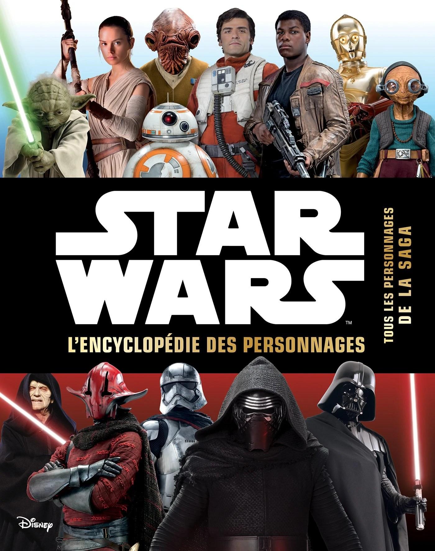 Les Star Wars Dans L'ordre : l'ordre, L'Encyclopédie, Personnages, Fandom