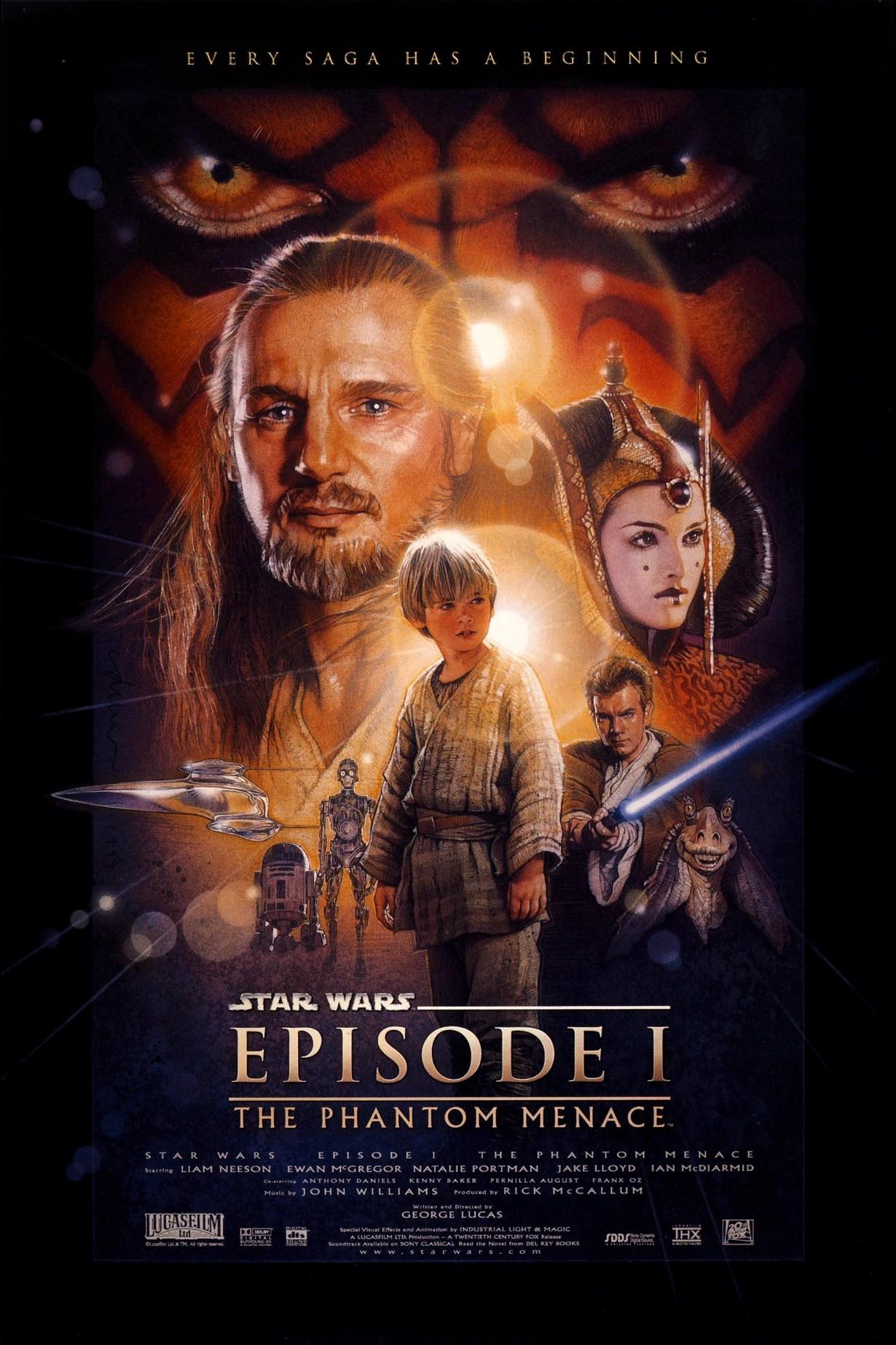 Star Wars La Menace Fantôme : menace, fantôme, Discuss, Everything, About, Fandom