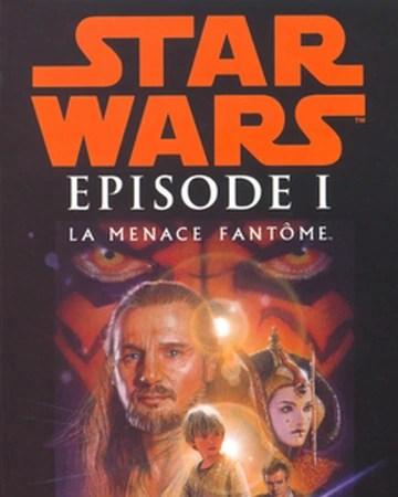 Star Wars La Menace Fantôme : menace, fantôme, épisode, Menace, Fantôme, (roman), Fandom