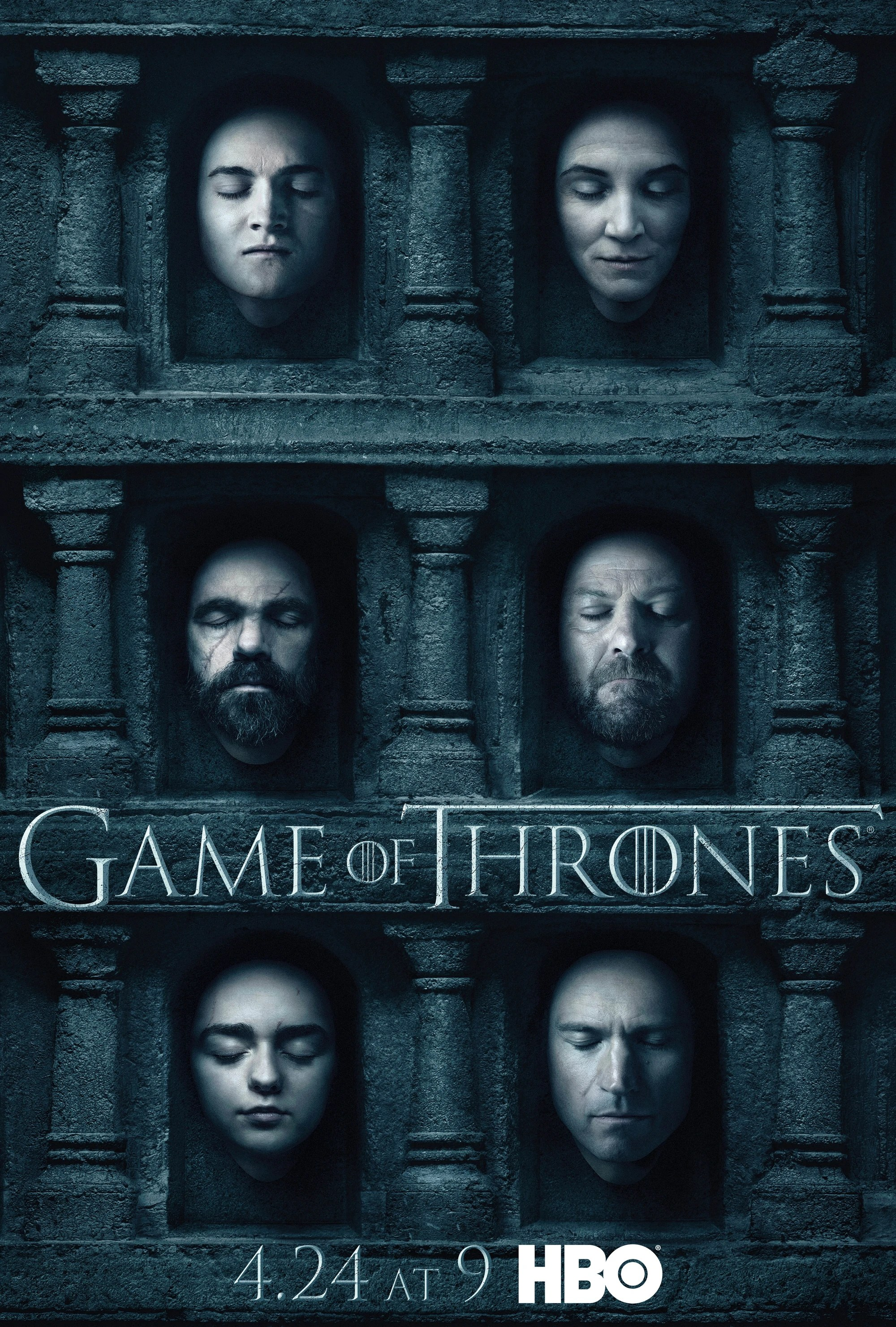 What a Tease! New game of thrones season 6 poster has fans