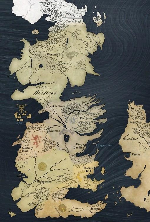 Game Of Thrones Houses Map : thrones, houses, Westeros, Thrones, Fandom
