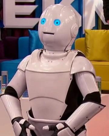 Mego The Freakish Robot : freakish, robot, Shakers, Fandom