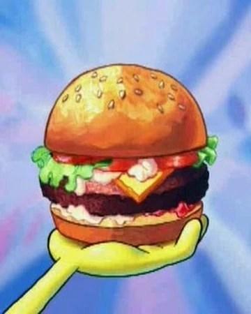 The Krabby Patty : krabby, patty, Krabby, Patty, Garpedia, Fandom