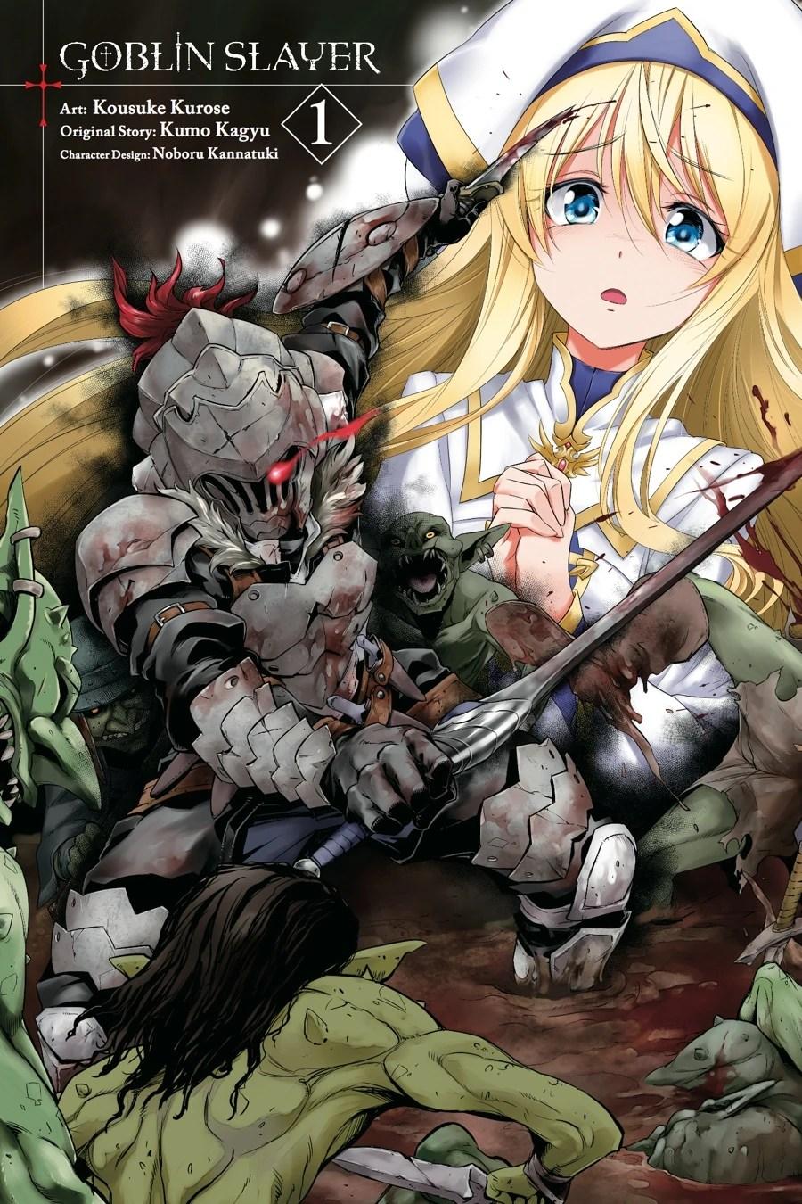 Goblin Slayer Episode 1 : goblin, slayer, episode, Goblin, Slayer, Manga, Chapter, Fandom