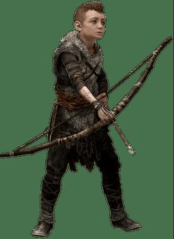 God Of War Atreus : atreus, Atreus, Fandom