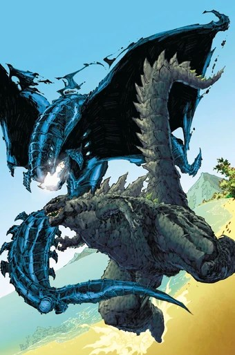 How Tall Is A Dragon : dragon, Godzilla, (MonsterVerse), Gojipedia, Fandom