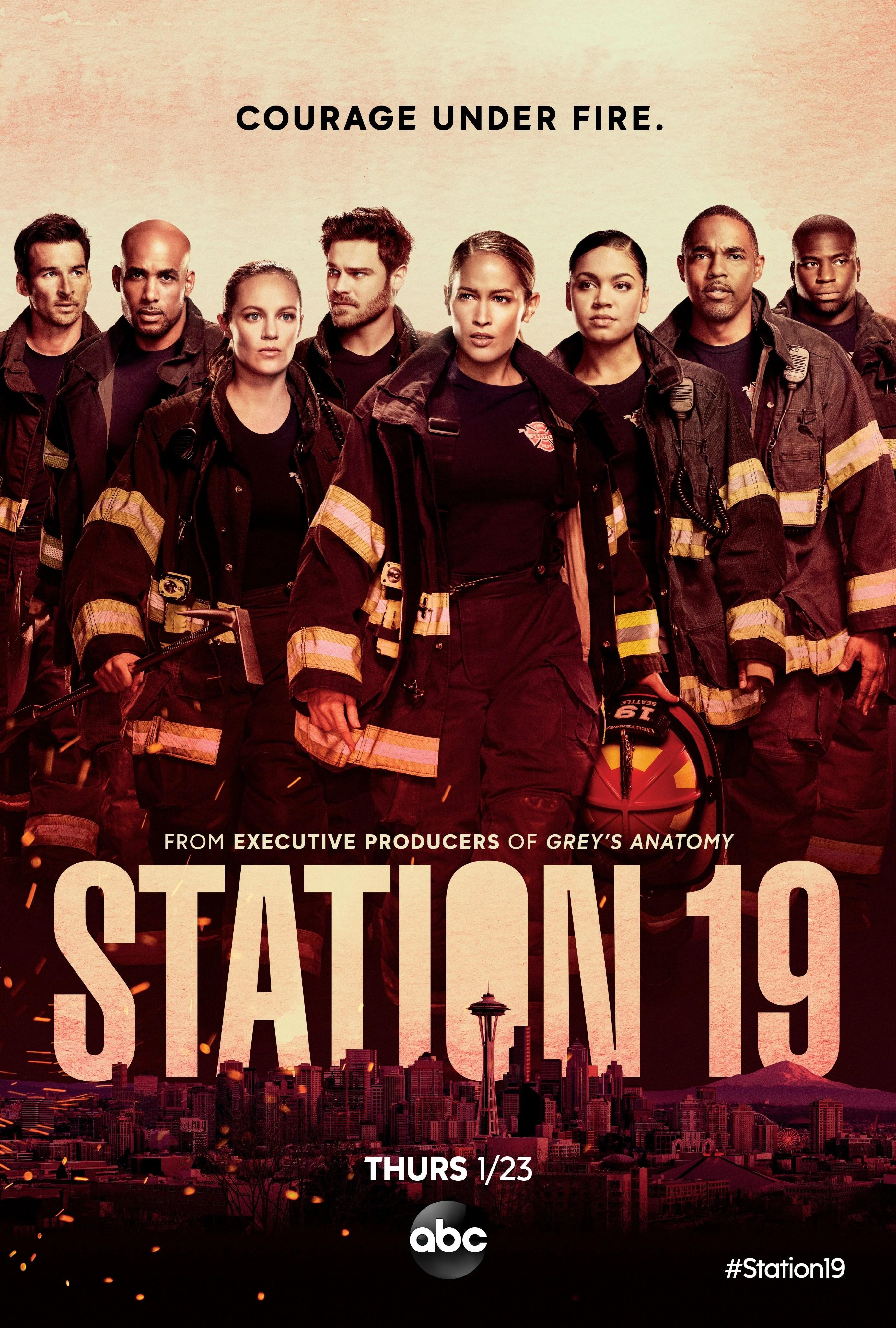 Station 19 Saison 3 : station, saison, Season, (Station, Grey's, Anatomy, Universe, Fandom