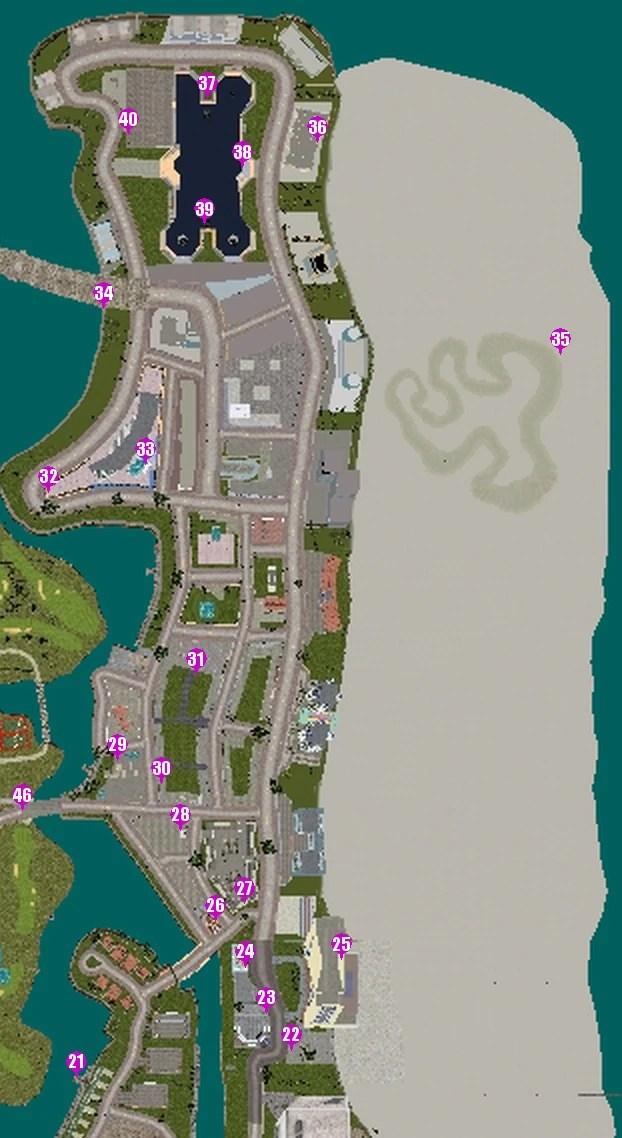 Gta Vice City Hidden Packages Map : hidden, packages, Hidden, Packages, City/Locations, Fandom