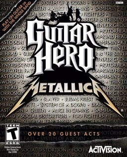 Guitar Hero Aerosmith Cheats Ps2 : guitar, aerosmith, cheats, Guitar, Hero:, Metallica, WikiHero, Fandom