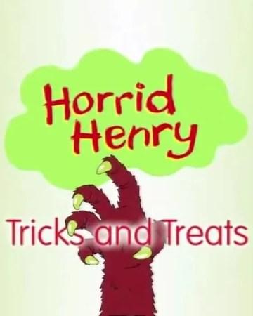 Halloween Horrid Henry : halloween, horrid, henry, Horrid, Henry's, Tricks, Treats, Halloween, Specials, Fandom