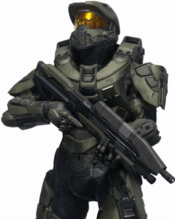 Master Chief Without Armor : master, chief, without, armor, John-117, Alpha, Fandom