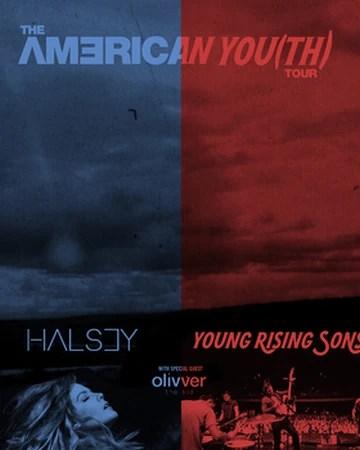 American Th : american, American, You(th), Halsey, Fandom