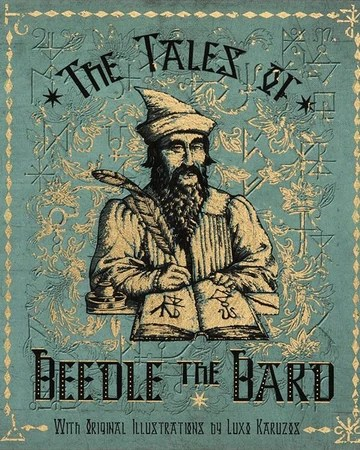The Tales Of Beedle The Bard : tales, beedle, Tales, Beedle, Harry, Potter, Fandom