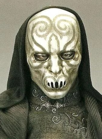 Death Eater Masks And Their Owners : death, eater, masks, their, owners, Corban, Yaxley, Harry, Potter, Fandom