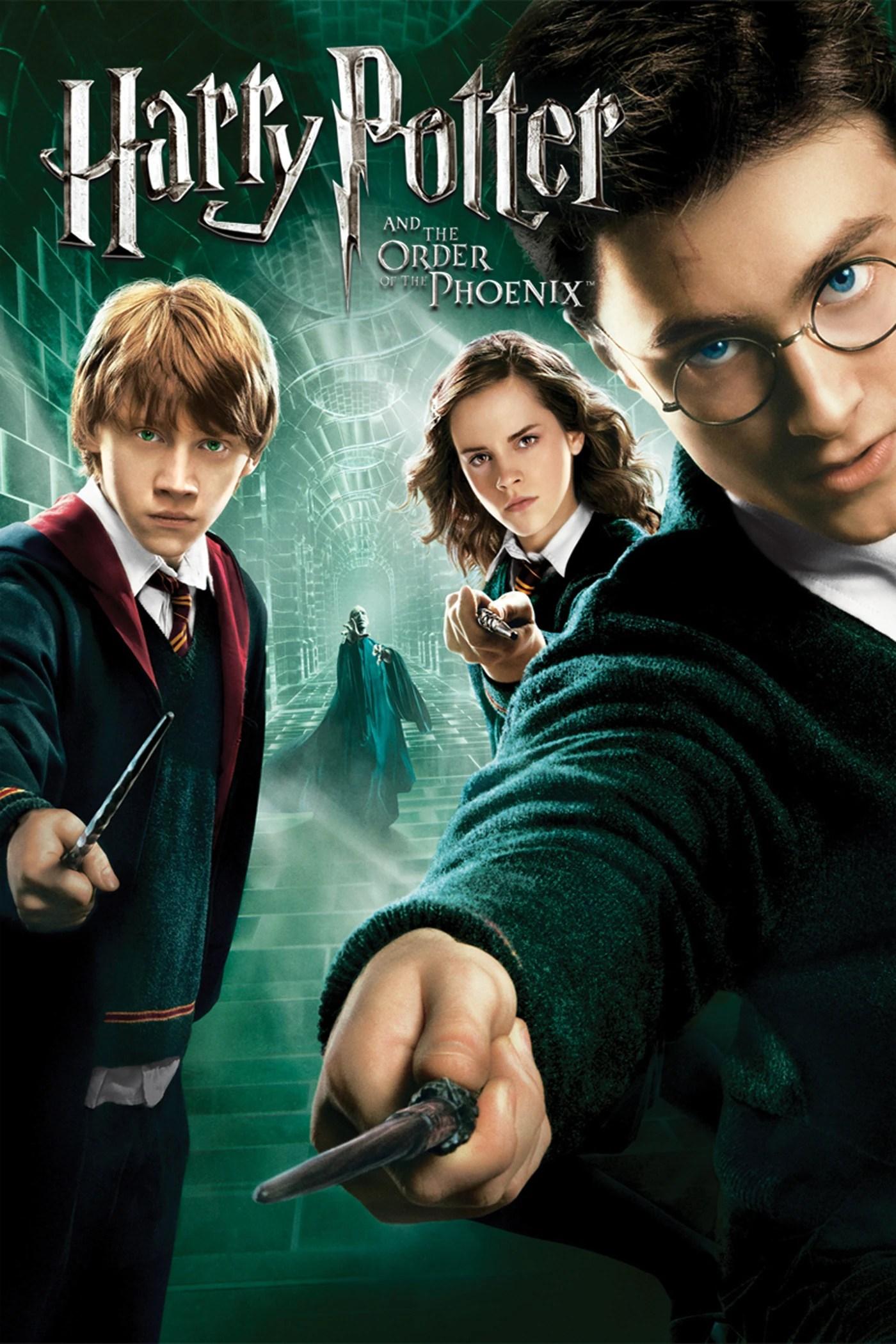 Harry Potter En 5 Minutes : harry, potter, minutes, Harry, Potter, Order, Phoenix, (film), Fandom