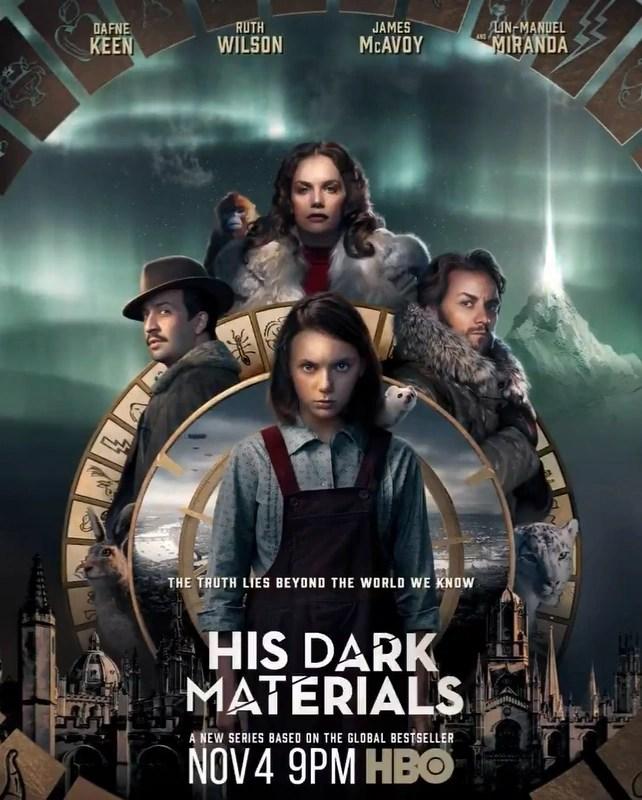 His Dark Materials Saison 1 Streaming : materials, saison, streaming, Series, Materials, Fandom