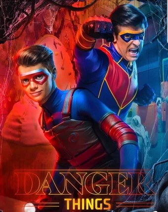 Henry Danger Henry And The Bad Girl : henry, danger, Danger, Things, Henry, Fandom