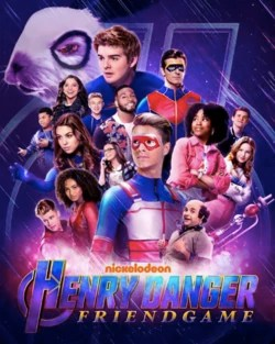 Henry Danger Meets Knight Squad in the Man Cave 🤣 | #