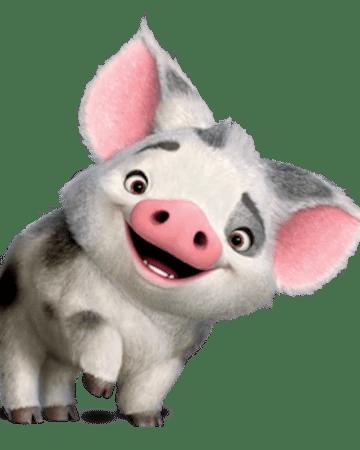 Pigs Name On Moana : moana, Heroes, Villians, Fandom